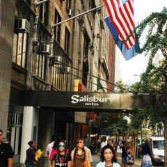 Отель Salisbury Hotel США, Нью-Йорк - 8 отзывов об отеле, цены и фото номеров - забронировать отель Salisbury Hotel онлайн фото 3