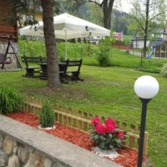 Отель Camping Harenda Pokoje Gościnne i Domki Закопане фото 10