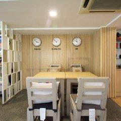 Отель Pannee Lodge Таиланд, Бангкок - отзывы, цены и фото номеров - забронировать отель Pannee Lodge онлайн питание фото 3