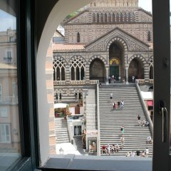 Отель Centrale Amalfi Италия, Амальфи - отзывы, цены и фото номеров - забронировать отель Centrale Amalfi онлайн комната для гостей фото 2