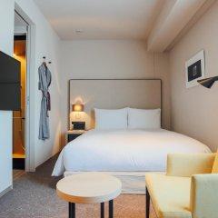 Nohga Hotel Ueno комната для гостей