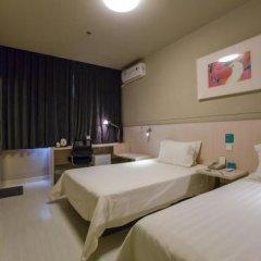 Отель Jinjiang Inn Beijing Aoti Center Китай, Пекин - отзывы, цены и фото номеров - забронировать отель Jinjiang Inn Beijing Aoti Center онлайн комната для гостей фото 2