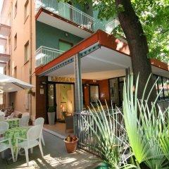 Отель LEONARDA Римини балкон