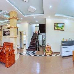 Отель Villa Da Lat Xua Далат питание