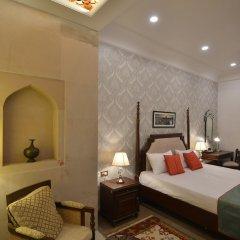 Отель WelcomHeritage Haveli Dharampura бассейн фото 2