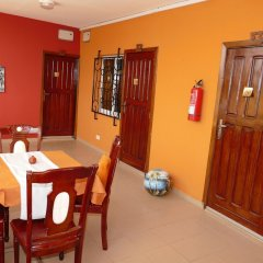Calabash apartments in Kololi, Gambia from 77$, photos, reviews - zenhotels.com in-room dining