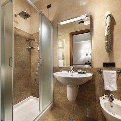 Отель Al Pino Verde Италия, Кампозампьеро - отзывы, цены и фото номеров - забронировать отель Al Pino Verde онлайн ванная фото 3