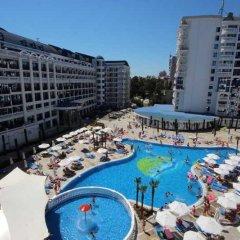 Отель Arcadia Spa Hotel Болгария, Солнечный берег - отзывы, цены и фото номеров - забронировать отель Arcadia Spa Hotel онлайн бассейн фото 2