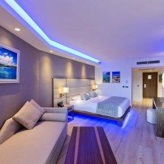 Sentido Lykia Resort & Spa Турция, Олудениз - отзывы, цены и фото номеров - забронировать отель Sentido Lykia Resort & Spa - All Inclusive - Adults Only онлайн комната для гостей фото 5