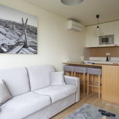 Апартаменты Liiiving In Porto - Downtown View Apartment комната для гостей фото 5