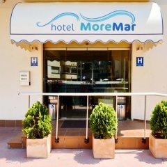 Отель Moremar Испания, Льорет-де-Мар - 4 отзыва об отеле, цены и фото номеров - забронировать отель Moremar онлайн гостиничный бар