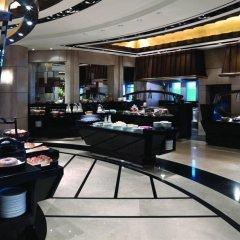 Отель Grand Hyatt Shanghai гостиничный бар