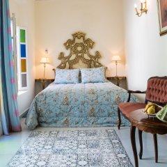 Отель Dar El Kebira Salam Марокко, Рабат - отзывы, цены и фото номеров - забронировать отель Dar El Kebira Salam онлайн комната для гостей