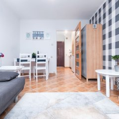 Отель Little Home-Blue Sky 63 Польша, Варшава - отзывы, цены и фото номеров - забронировать отель Little Home-Blue Sky 63 онлайн комната для гостей