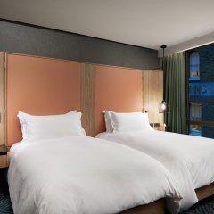 Отель Hilton London Bankside Лондон комната для гостей фото 4