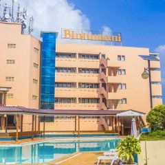 Отель Bintumani Hotel Сьерра-Леоне, Фритаун - отзывы, цены и фото номеров - забронировать отель Bintumani Hotel онлайн с домашними животными