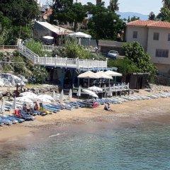 Sempati Motel Турция, Сиде - отзывы, цены и фото номеров - забронировать отель Sempati Motel онлайн пляж фото 2