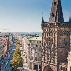 Отель KING DAVID Prague Чехия, Прага - 8 отзывов об отеле, цены и фото номеров - забронировать отель KING DAVID Prague онлайн фото 2