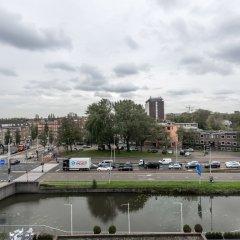 Отель XO Hotels Park West Нидерланды, Амстердам - 12 отзывов об отеле, цены и фото номеров - забронировать отель XO Hotels Park West онлайн балкон