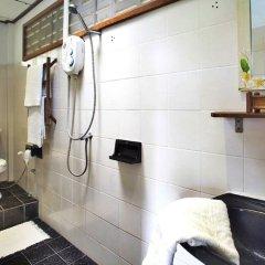 Отель Nangyuan Island Dive Resort Таиланд, о. Нангьян - отзывы, цены и фото номеров - забронировать отель Nangyuan Island Dive Resort онлайн ванная