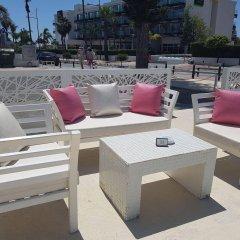 L' Eros Hotel пляж