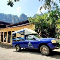 Курортный отель Aonang Phu Petra Resort Ао Нанг городской автобус