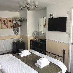 Отель Kempfield House Hotel Великобритания, Кемптаун - отзывы, цены и фото номеров - забронировать отель Kempfield House Hotel онлайн удобства в номере