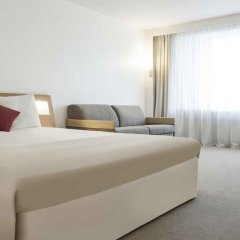 Отель Novotel Luxembourg Kirchberg комната для гостей фото 4