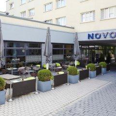 Отель Novotel Muenchen City Мюнхен