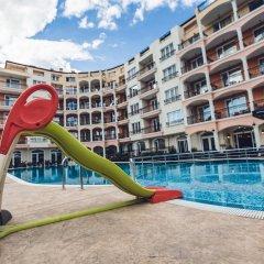 Avenue Deluxe Hotel Солнечный берег бассейн