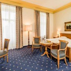 Отель Bavaria Италия, Меран - отзывы, цены и фото номеров - забронировать отель Bavaria онлайн комната для гостей фото 5