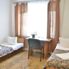 Hostel 3 Of Academy Of Commerce Львов комната для гостей