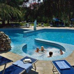 Отель Bologna Terme Италия, Абано-Терме - отзывы, цены и фото номеров - забронировать отель Bologna Terme онлайн бассейн фото 2