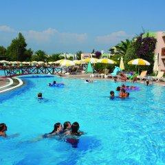 Vonresort Golden Beach Турция, Чолакли - 1 отзыв об отеле, цены и фото номеров - забронировать отель Vonresort Golden Beach онлайн бассейн