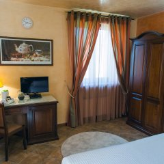 Hotel Al Ritrovo Пьяцца-Армерина удобства в номере