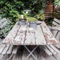 Отель Stylish 2 Bedroom Garden Apartment in Notting Hill Великобритания, Лондон - отзывы, цены и фото номеров - забронировать отель Stylish 2 Bedroom Garden Apartment in Notting Hill онлайн