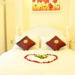 Отель Sen Vang Dalat Hotel Вьетнам, Далат - отзывы, цены и фото номеров - забронировать отель Sen Vang Dalat Hotel онлайн комната для гостей фото 2