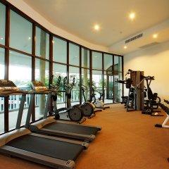 Отель Peace Laguna Resort & Spa Таиланд, Ао Нанг - 2 отзыва об отеле, цены и фото номеров - забронировать отель Peace Laguna Resort & Spa онлайн фитнесс-зал фото 2