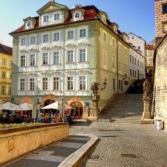 Отель Golden Star Чехия, Прага - 14 отзывов об отеле, цены и фото номеров - забронировать отель Golden Star онлайн фото 6