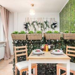 Отель Little Home - Alice Польша, Варшава - отзывы, цены и фото номеров - забронировать отель Little Home - Alice онлайн питание