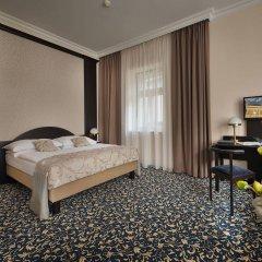 Отель EA Hotel Royal Esprit Чехия, Прага - 12 отзывов об отеле, цены и фото номеров - забронировать отель EA Hotel Royal Esprit онлайн комната для гостей фото 5