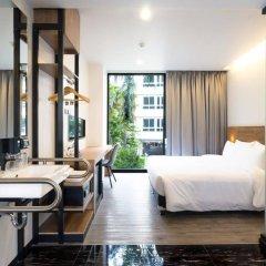 Отель STAY Hotel Bangkok Таиланд, Бангкок - отзывы, цены и фото номеров - забронировать отель STAY Hotel Bangkok онлайн комната для гостей фото 2