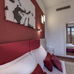 Отель Casolare Le Terre Rosse Италия, Сан-Джиминьяно - 1 отзыв об отеле, цены и фото номеров - забронировать отель Casolare Le Terre Rosse онлайн комната для гостей фото 5