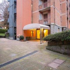 Отель IH Hotels Milano ApartHotel Argonne Park Италия, Милан - 2 отзыва об отеле, цены и фото номеров - забронировать отель IH Hotels Milano ApartHotel Argonne Park онлайн вид на фасад