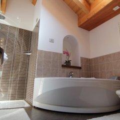 Отель Albergo Edelweiss Вилладоссола ванная