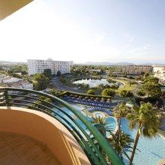 Отель Aparthotel Alcúdia Beach балкон