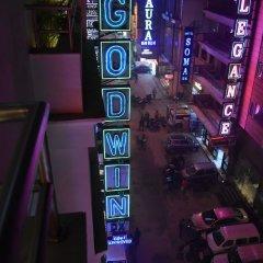 Отель Godwin Deluxe Индия, Нью-Дели - 1 отзыв об отеле, цены и фото номеров - забронировать отель Godwin Deluxe онлайн фото 3
