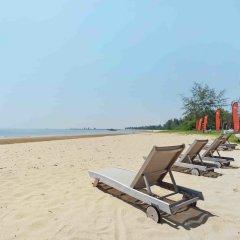 Отель Bella Costa By Favstay пляж