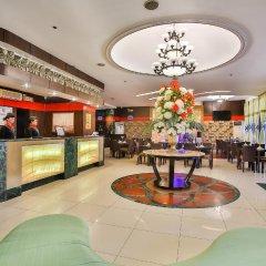 Отель Eurotel Makati Филиппины, Макати - отзывы, цены и фото номеров - забронировать отель Eurotel Makati онлайн интерьер отеля фото 3