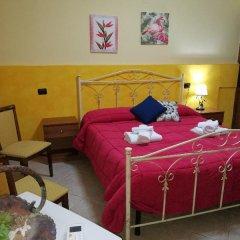 Отель Garden Inn Капуя сейф в номере